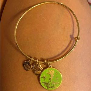 Tinkerbell Alex & Ani Think Happy Thoughts